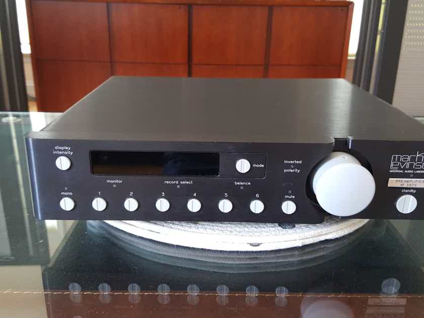 Mark Levinson 380S with Remote Priced to Sell