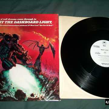 Meatloaf - Paradise By The Dashboard Lights 3 Tracks Ep...