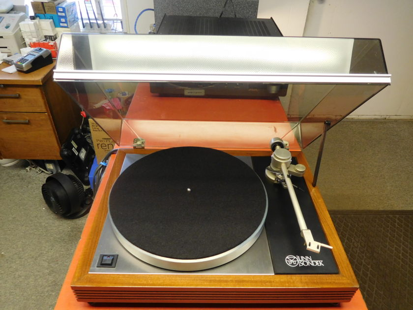 Linn LP-12 Audioquest PT-7 Arm