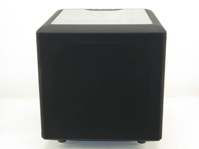 Tannoy TS212 iDP Powered Subwoofer (Graphite/Glass)