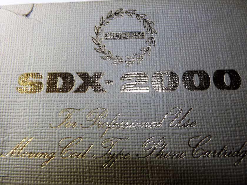 Supex SDX-2000 rare HOMC phono cartridge Koetsu