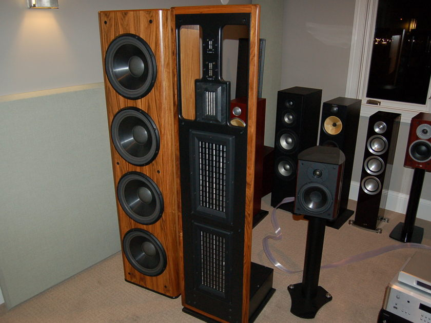 Infinity  IRS Beta Infinity IRS Beta loudspeaker + RARE +   Big Boys !!!