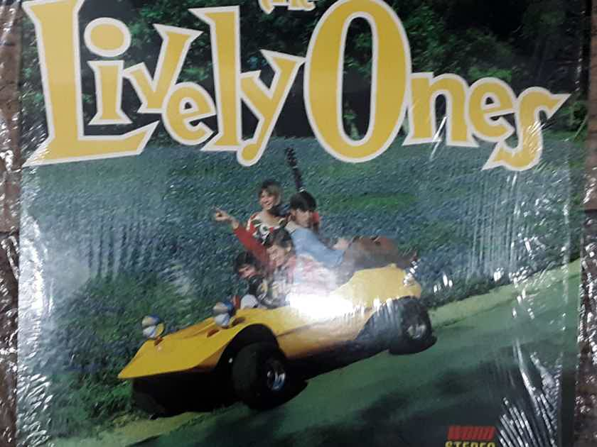 The Lively Ones - The Lively Ones NM- VINYL LP IN SHRINK ORIGINAL 1970 Word Records WST-8518-LP