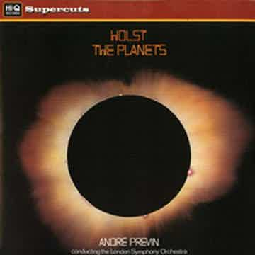 Andre Previn  Holst: The Planets