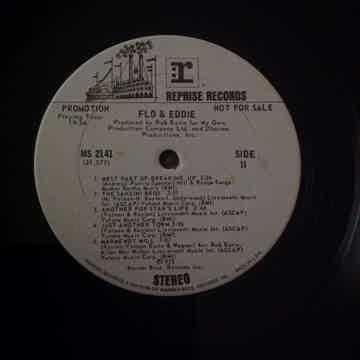 Flo & Eddie(Zappa) - Flo & Eddie Reprise Records White ...