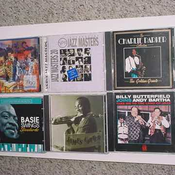 Charlie Parker James Carter Basie