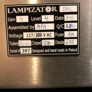 Lampizator L4G4