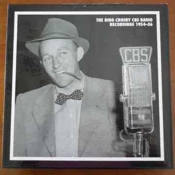 Bing Crosby MOSAIC: THE CBS RADIO RECORDINGS 1954-56 7 CD BOX