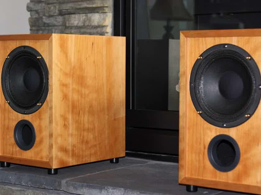 Allnic Audio S6000 Coaxial Monitors