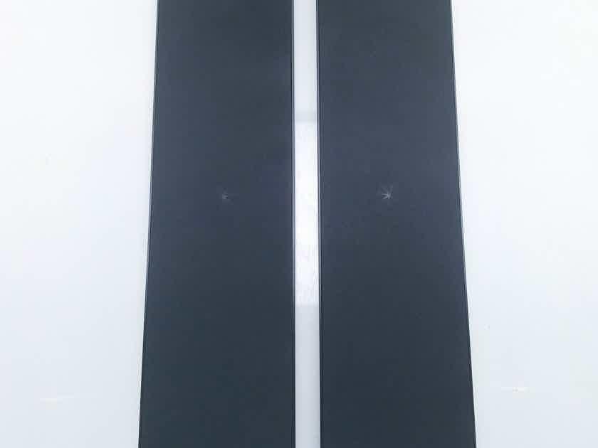 KEF T301 Satellite / Surround Speakers Black Pair (16250)