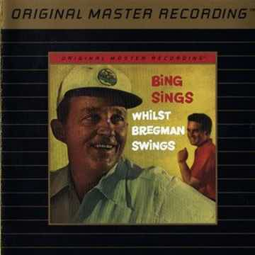Bing Crosby Bing Sings Whilst Bergman Swings MoFi