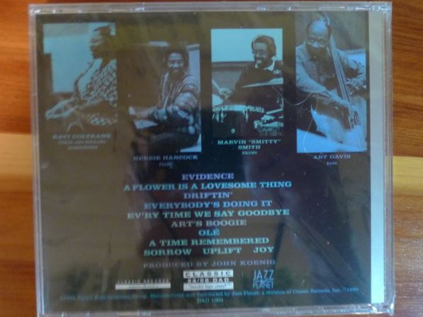 Art Davis - A Time Remembered Classic Records 24/96 DVD-A