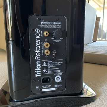 GoldenEar Technology Triton Reference Speakers
