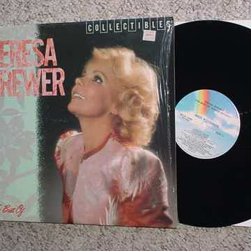 Teresa Brewer collectibles lp record in shrink 1983 MCA 1545