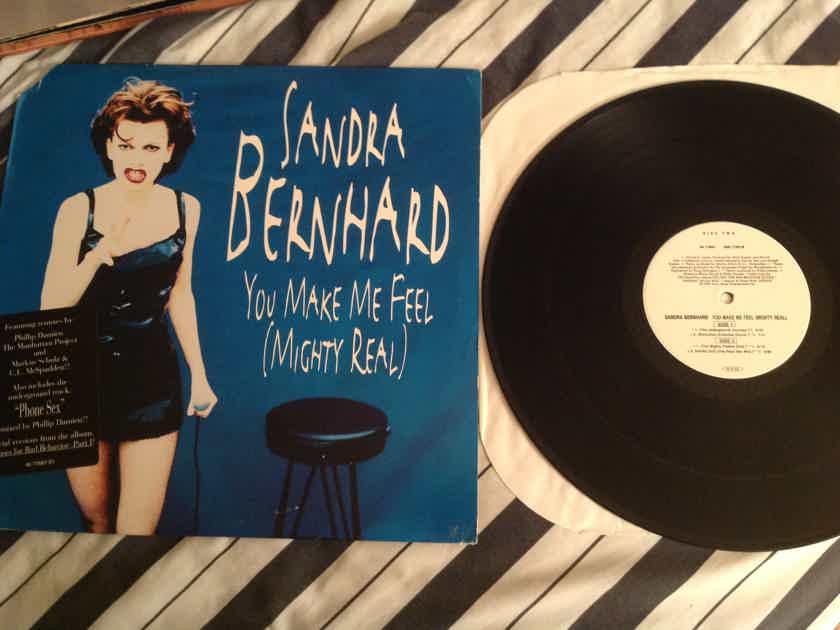 Sandra Bernhard You Make Me Feel(Mighty Real) Sony 550 Music Records