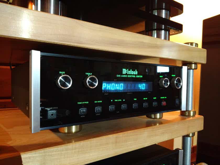 McIntosh C45 Audio Control Center