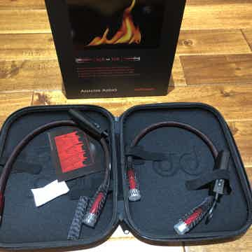 Audioquest fire 0.5 m  or 1.7 ft