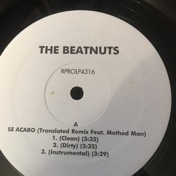 The Beatnuts Se Acabo The Beatnuts Se Acabo