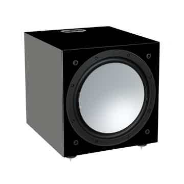 Monitor Audio Silver W12 Subwoofer (6G - Black Gloss): ...