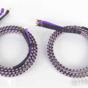 Solo Crystal Oval 8 Speaker Cables