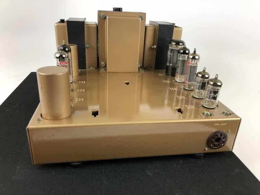 Leak Stereo 20 Vintage Tube Amplifier made in the UK