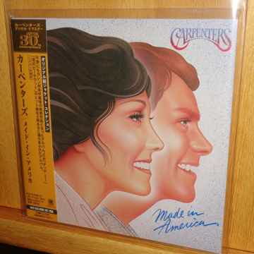 Carpenters Made in America (Mini LP CD)