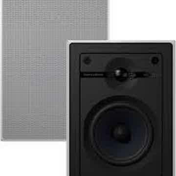 B&W CWM652 In-Wall Speakers