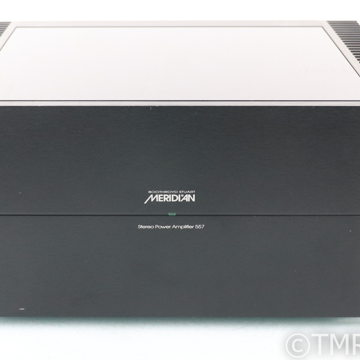 557 Stereo Power Amplifier