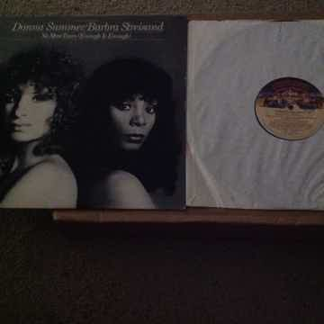 Donna Summer Barbra Streisand - No More Tears(Enough Is...