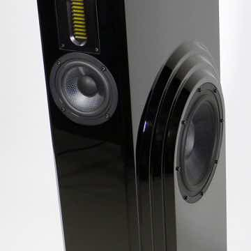 BMC ARCADIA SPEAKERS (( Outboard Crossovers ))