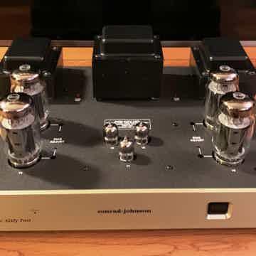 Conrad Johnson Classic 62SE - KT120 - Beautiful Music!