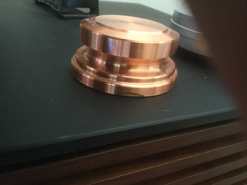 TTWeights Audio Copperhead Record Weight