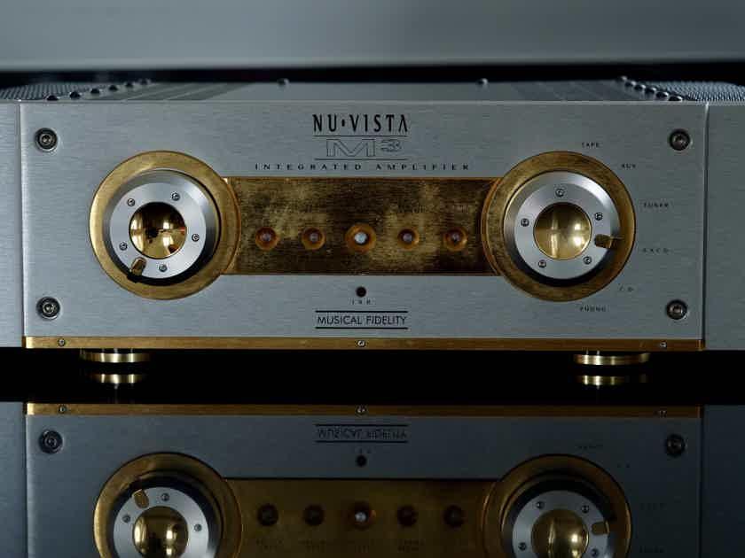 Musical Fidelity M-3 nuvista