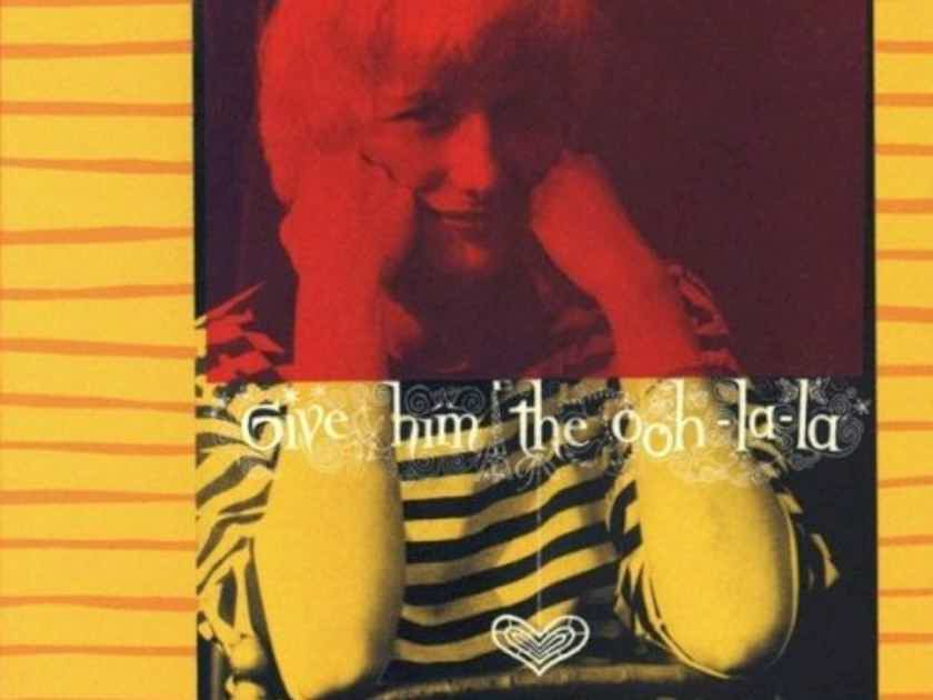 Blossom Dearie - Give Him The Ooh-La-La 180 gram vinyl out of print