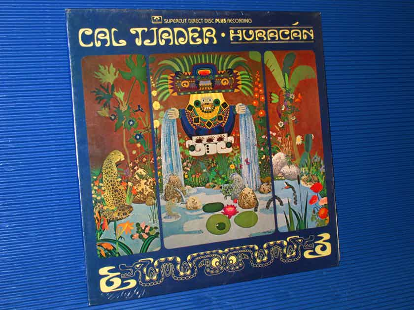 """CAL TJADER  - """"Hurracan"""" - Crystal Clear Records 1978 Direct-to-Disk SEALED!"""