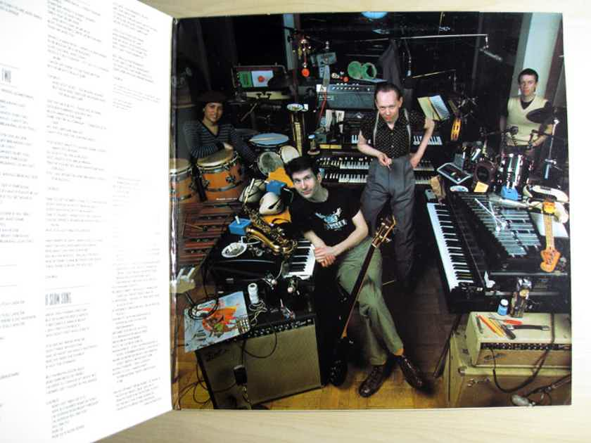 Joe Jackson - Night And Day - CRC Club Edition 1982 A&M Records ‎SP-4906