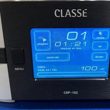 Classe Audio CDP-102