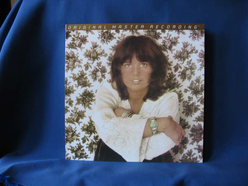 Linda Ronstadt - Don't Cry Now - Mobile Fidelity