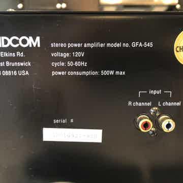 Adcom GFA-545