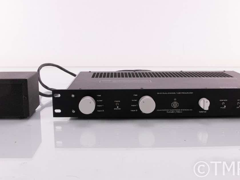 Counterpoint SA-3.1 Vintage Stereo Tube Preamplifier; LSP Standard Upgrade (19012)