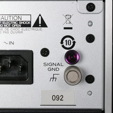 Synergistic Research GCT - Ground Circuit Transducer