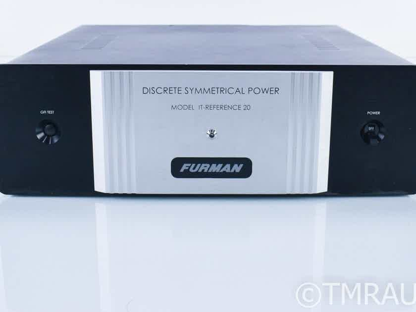 Furman IT-Reference 20 Power Conditioner; 20A (19119)