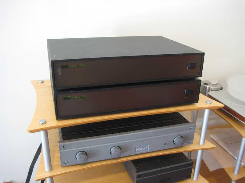 Naim Audio 135 Mono Amps Gene Rubin Audio #1 since 1979