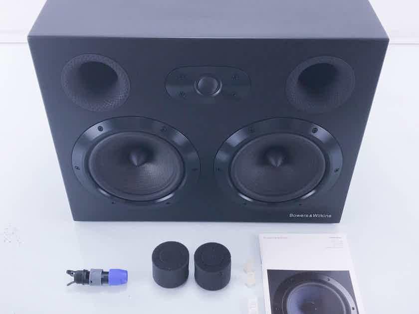 B&W CT7.4 LCRS Center Channel Speaker; CT-7.4 (12012)