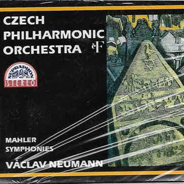 Mahler: Symphonies 1-10 Neumann - Supraphon - 11 CD