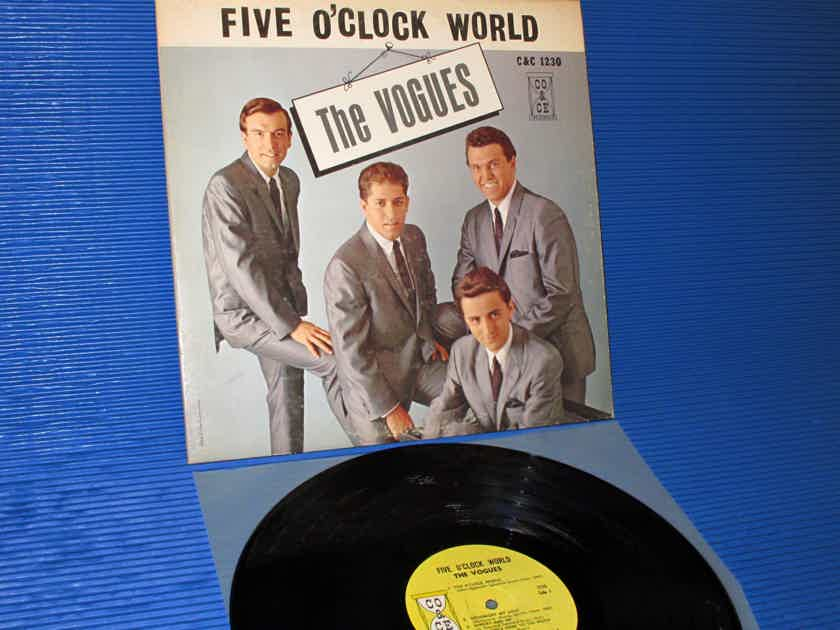 "THE VOGUES   - ""Five O'Clock World"" - CO & CE 1965 Mono Very Rare"