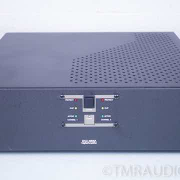 DAC-4800A Balanced Stereo Power Amplifier