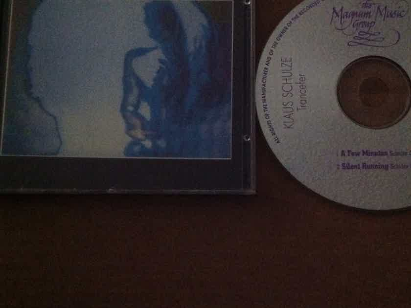 Klaus Schulze - Trancefer Magnum Music Group U.K Compact Disc