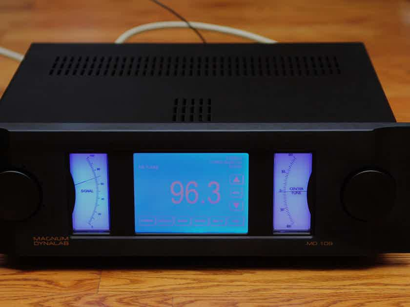 Magnum Dynalab  MD 109 Triode Best  FM Reference Tuner Available Today