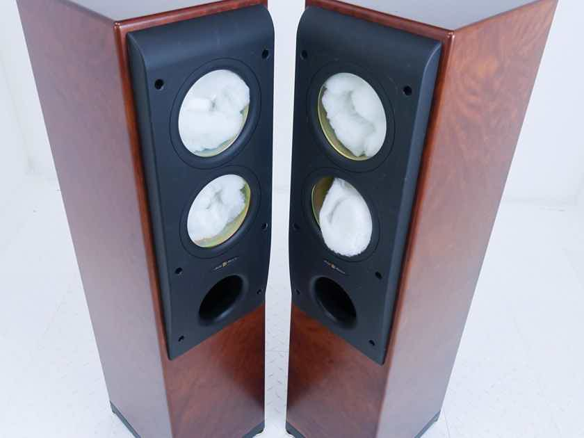KEF Reference Model Three-Two Cabinets; Rosetta Burr Pair; 3.2 (16453)